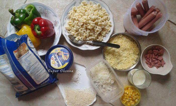 makaronigoreng jagung