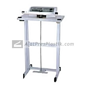 Pedal Sealer – Mesin Press Plastik Sistem Pedal 2019
