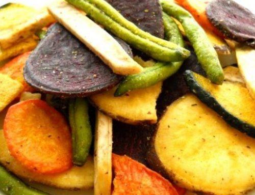 Aneka Keripik Sayur Yang Sehat Dan Lezat