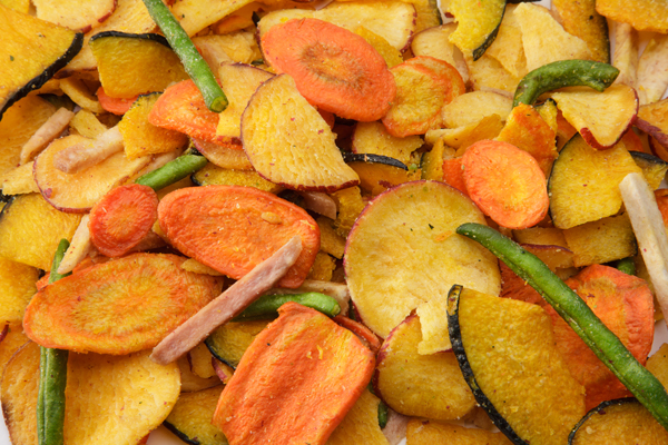Cara Membuat Kerupuk Sayuran Yang Menyehatkan