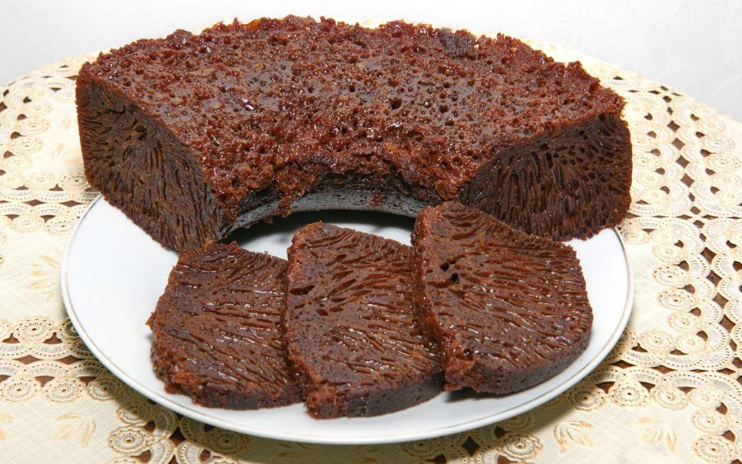 cara membuat kue karamel yang lezat