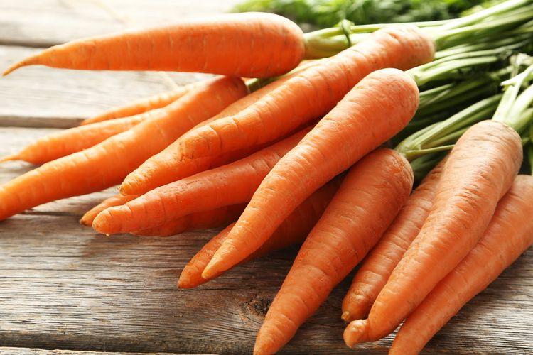 cara membuat keripik wortel