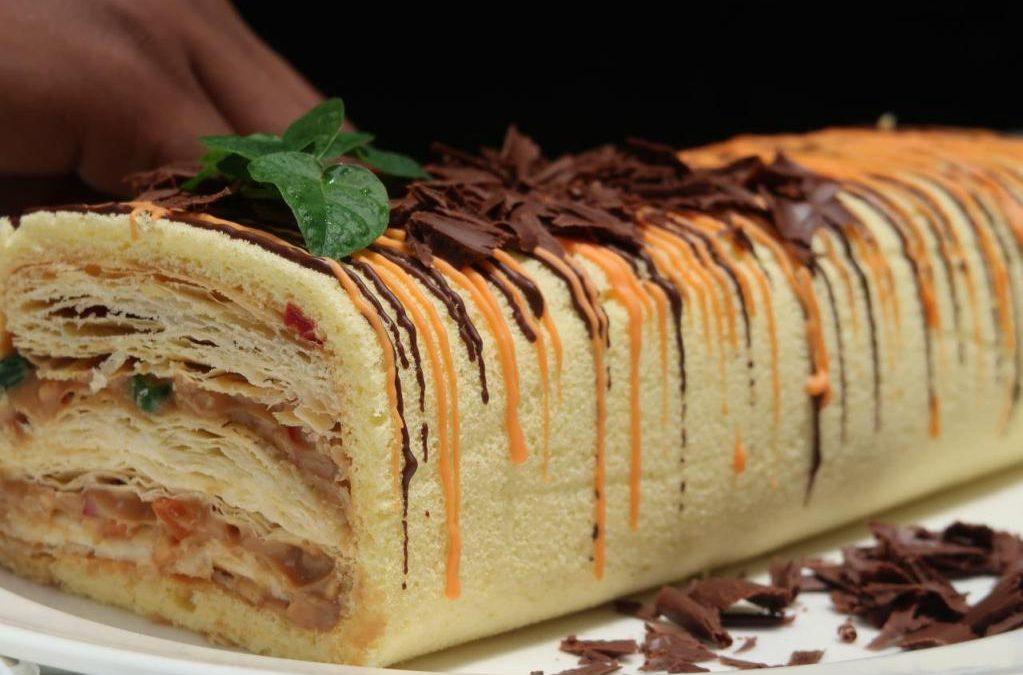 Resep Napoleon Cake Lezat Dan Sederhana